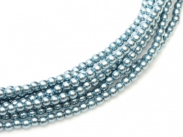 Glass Pearls Comet 2 mm (36 cm strand)