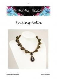 Pattern Necklace Bella (PDF-File)