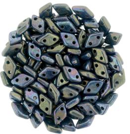 CzechMates Diamond Oxidized Bronze (per 5 gram)