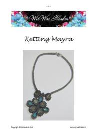 Pattern Necklace Mayra (PDF-File)