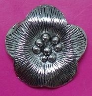 Pendant Flower B383 (per 1)