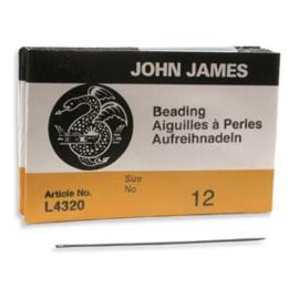 Needles John James #12 (25 needles)