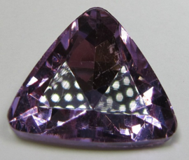 Glas Driehoeken 23 mm