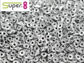 Super8 Aluminium Silver (5 g.)