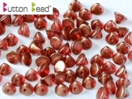 Button Bead Crystal GT Razzmatazz (per 16)