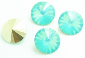 Resin Rivoli 12 mm Pacific Opal (per 3)