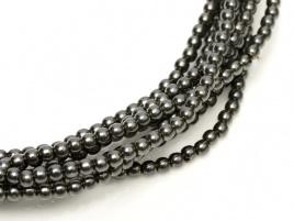 Glasparel Charcoal 2 mm (per 36 cm streng)