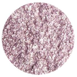 Polaris Cabochon Coin Flat 35 mm Goldstein Light Mauve Purple (per 1)