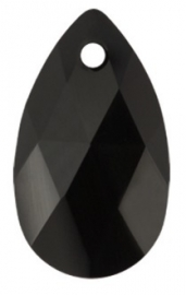 Swarovski Drop 6106 28 mm Jet (per 1)