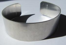 Aluminium Cuff 19 mm (per 1)