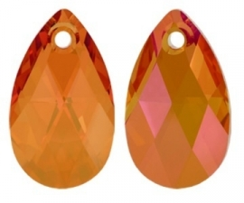 Swarovski Drop 6106 28 mm Crystal Astral Pink (per 1)