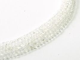 Facet 2 mm Crystal (per 150)