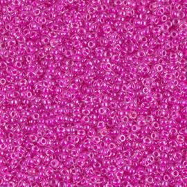 15-0209 Fuchsia Lined Crystal (per 5 gram)