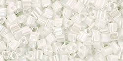 TG-11-121 Opaque-Lustered White (10 g.)
