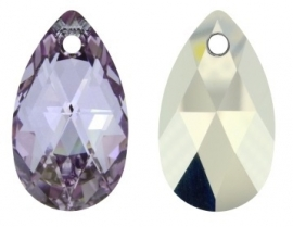 Swarovski Drop 6106 22 mm Violet CAL (per 1)