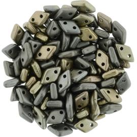 CzechMates Diamond Matte - Metallic Leather (per 5 gram)