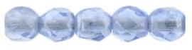 Facet 2,5 mm Luster Sapphire (per 50)