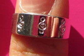 Childrens Ring H138 (per 3)