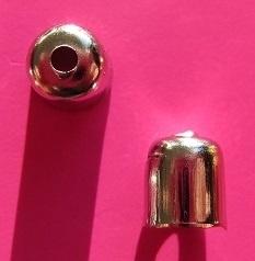 End Cap Simple 6 mm SP257 (per 14)