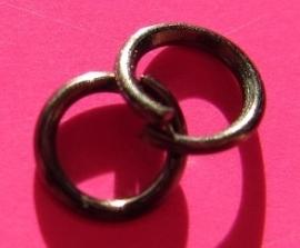 Ring Enkel 5 mm H178 B (per 5 gram)
