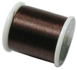 KO Thread Dark Brown (50 meter)