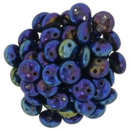 CzechMates Lentils Iris - Blue (per 34)