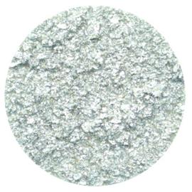Polaris Cabochon Coin Flat 35 mm Goldstein Gossamer Green (per 1)