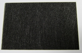 Nicole`s Beadbacking Midnight Black (A5 or A4 Sheet)