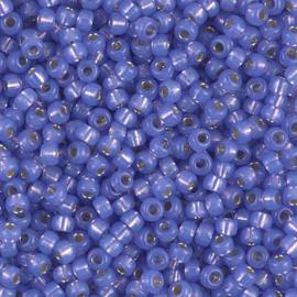 8-0649 Dyed Violet S/L Alabaster (per 10 gram)