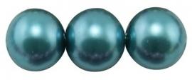 Glasparel Teal 8 mm B52 (per 80 cm streng)