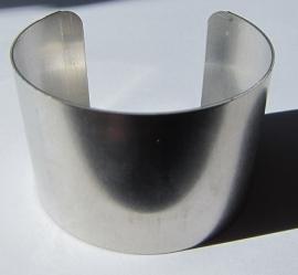 Aluminium Cuff 43 mm (per 1) *Parcel