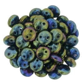 CzechMates Lentils Iris Green (per 34)