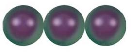 Swarovski Pearls 10 mm Iridescent Purple (per 5)