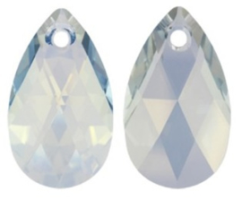Swarovski Drop 6106 28 mm Crystal Blue Shade (per 1)