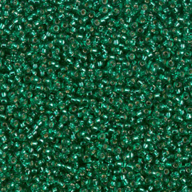 15-0017 Silverlined Emerald (per 5 gram)