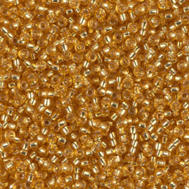 11-0004 Silverlined Dark Gold (10 g.)