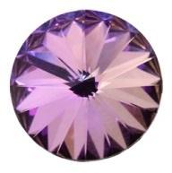 Swarovski Rivoli SS39 8 mm Crystal Vitrail Light (per 5)