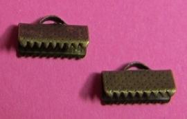 Ribbon Crimp End 13 mm H299 K (per 10)