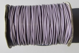 Waxed Cord 1,5 mm Lilac W097 (1 meter)