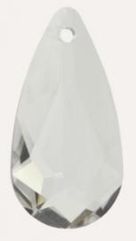 Swarovski Drop 6100 24 x 12 mm Crystal (per 1)