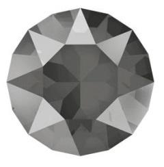 Swarovski Chaton SS39 Crystal Dark Grey (per 5)