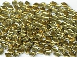 Dragon Scale Bead Crystal Amber (5 g.)