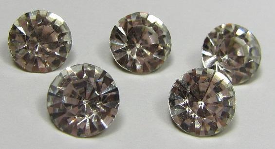 Glas Chaton SS39 Crystal (per 5)