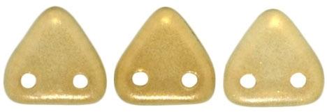 CzechMates Triangles Halo - Linen (per 5 gram)