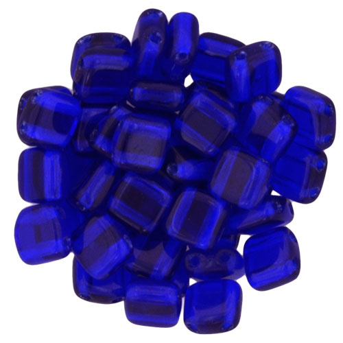 CzechMates Tiles Cobalt (per 24)