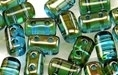 Rulla Beads Aquamarine - Celsian (per 10 gram)