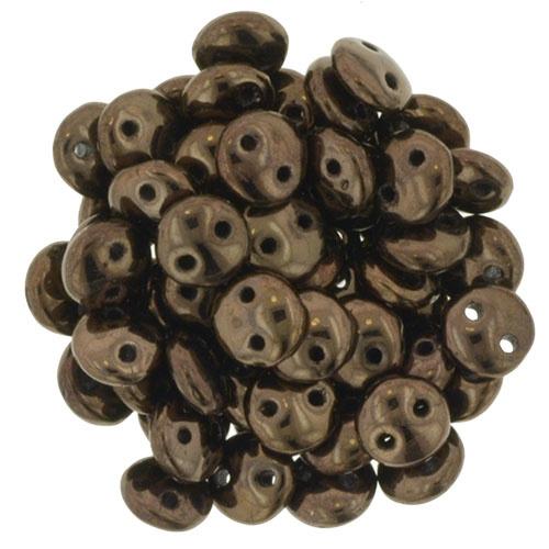 CzechMates Lentils Dark Bronze (per 22)