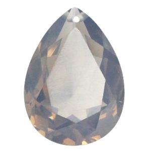 Resin Drop Pendant 18 x 25 mm Colorado Topaz Opal (per 1)