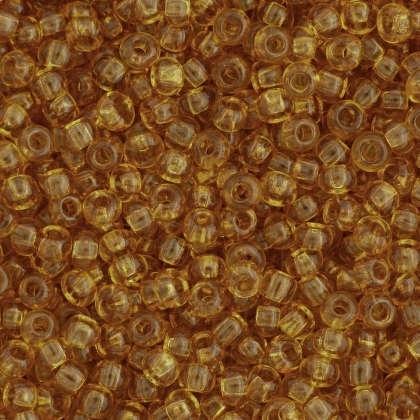 16-10070 Preciosa Transparent Dark Topaz (per 5 gram)