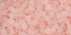 TC-01-11F Transparent-Frosted Rosaline (10 g.)